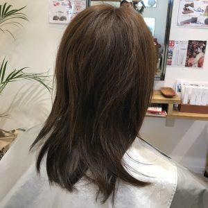 縮毛矯正とデジタルパーマ