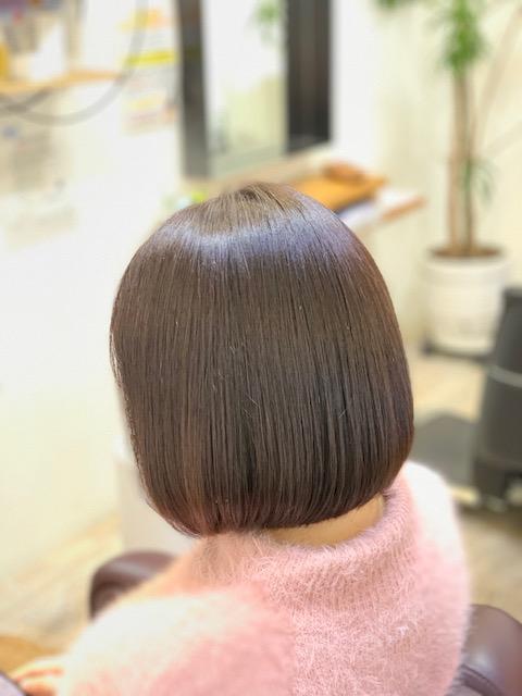 カット・髪質改善カラー
